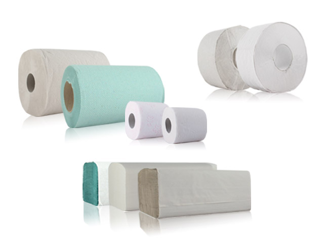 Professional paper products